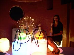 bar oxygène discothèque