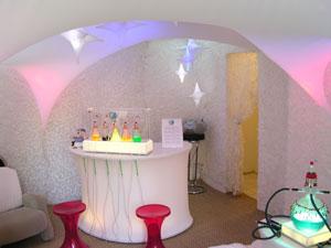 Bar à oxygène St-Tropez